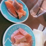 Cá hồi cá ngừ tươi ngon