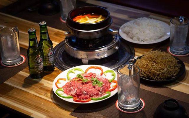 Seoul Restaurant & Cafe