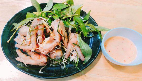 K.P Food - Chân Gà Sả Tắc - Nguyễn Bặc