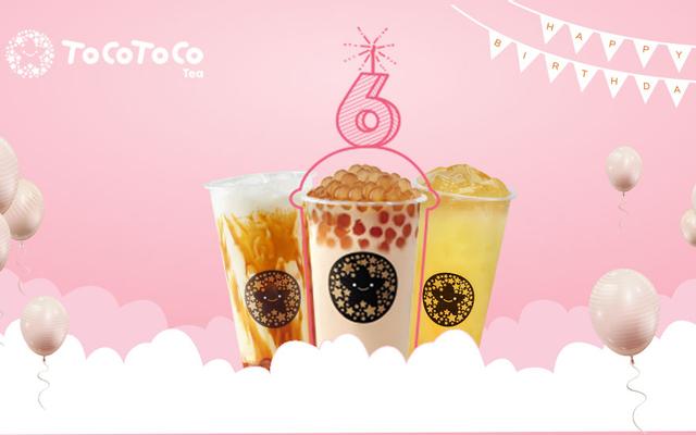 TocoToco Bubble Tea - Tôn Đản