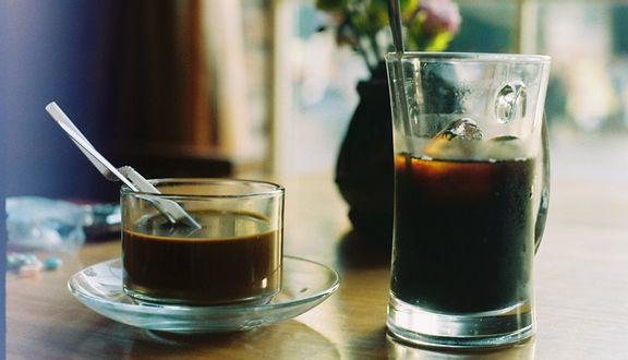 Nhung Gấm - Cafe Võng
