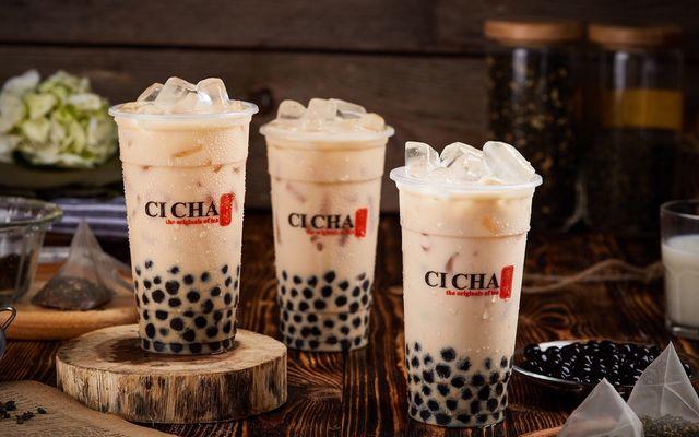 Ci Cha - Trà Sữa Hongkong - Nguyễn Hữu Cảnh