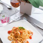 Spaghetti hải sản