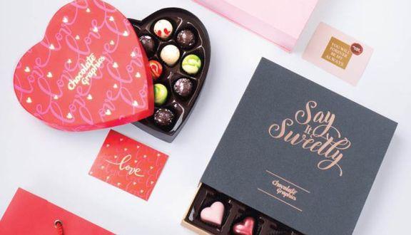 Chocolate Graphics - Phan Xích Long