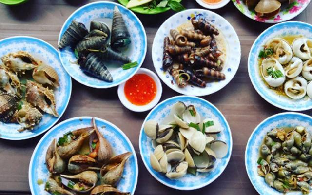 Ốc 134 - Ốc Hàng Tuyển Bao Ngon - Lê Văn Thọ