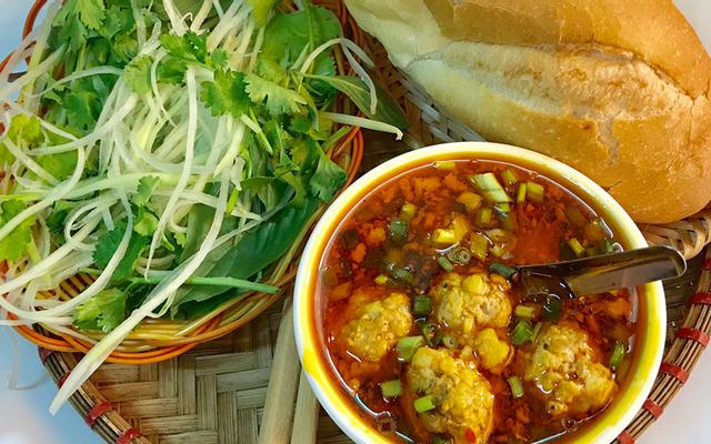 Bánh Mì Xíu Mại Chén Đà Lạt - Chung Cư Cây Mai