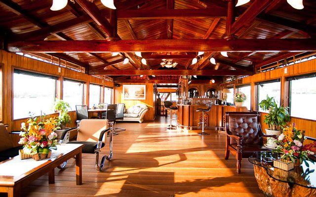 Bonsai Cruise - Tàu Nhà Hàng