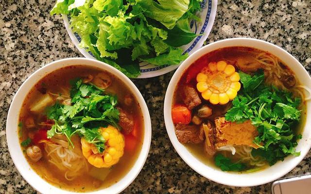 Hương Trầm - Quán Chay Bình Dân