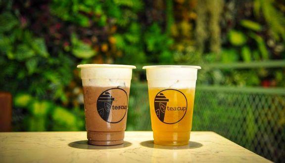Trà Sữa Tea Cup -  Hoa Đào