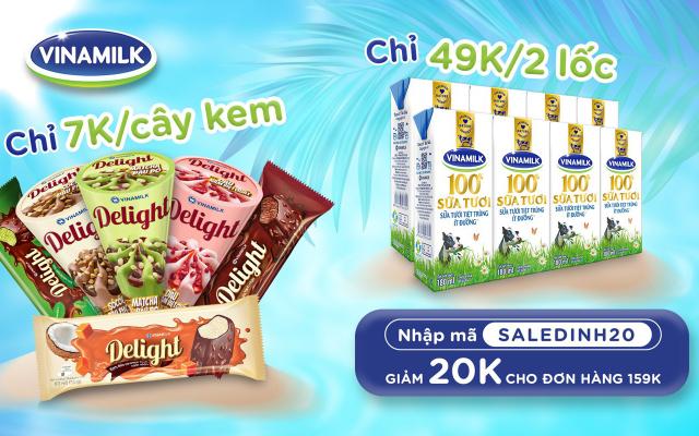 Vinamilk - Giấc Mơ Sữa Việt - Dân Chủ - CH40101