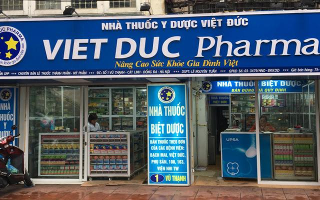 Việt Đức Pharma
