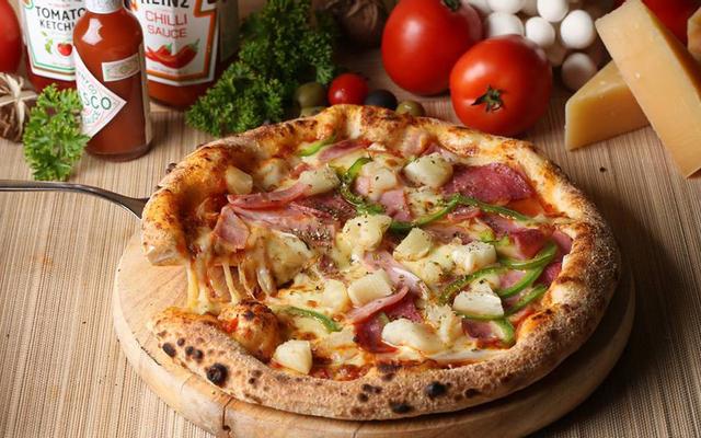 Capricciosa - Pasta & Pizza - Vincom Liễu Giai