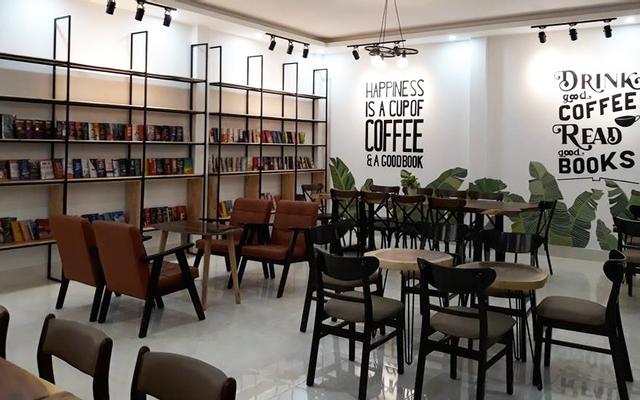 Book Coffee - Trần Văn Ơn