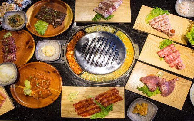 Romance Heo - Korea BBQ Buffet
