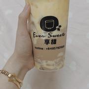 Trà sữa Tiramisu size M.