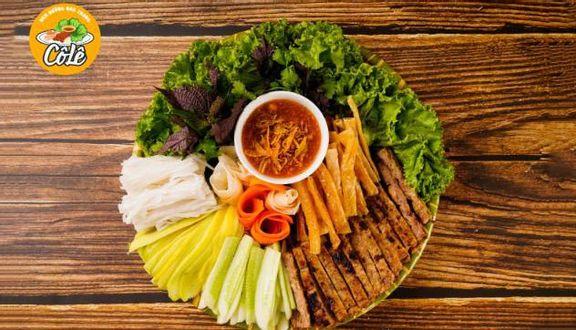 Cô Lê - Nem Nướng Nha Trang - Ao Sen