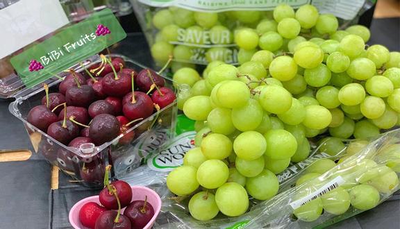 BiBi Fruits - Trái Cây Sân Bay