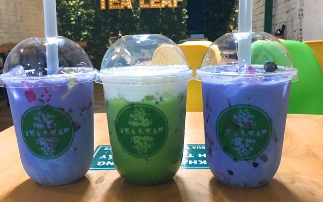 Tea Leaf - Tea & Cake - Lý Thường Kiệt