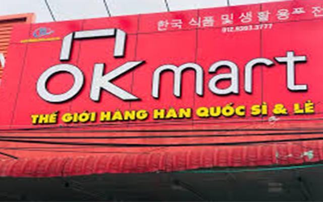 OK Mart - Thực Phẩm Chức Năng & Mỹ Phẩm Hàn Quốc - Cộng Hòa