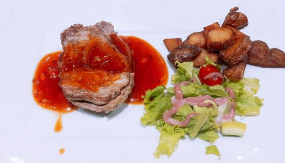 Beefsteak 100gram - Nguyễn Gia Thiều
