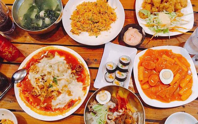 Mokchang - Đồ Ăn Hàn Quốc - Láng Hạ
