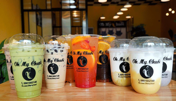 Oh My Chuối - Korean Well Being Drinks