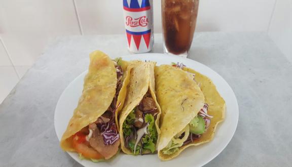 Bánh Tacos - Nguyễn Ái Quốc