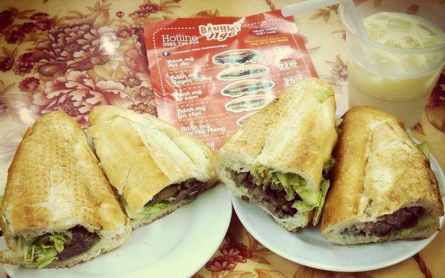 Bánh Mì Ngố - Thái Phiên