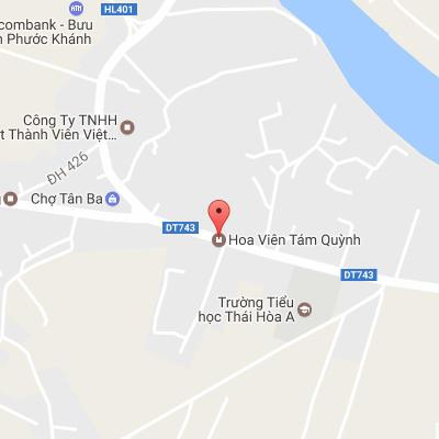 Hoa Viên Tám Quỳnh