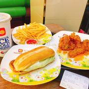 Burger & gà rán