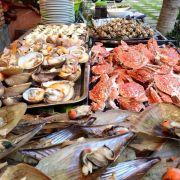 tiệc hải sản