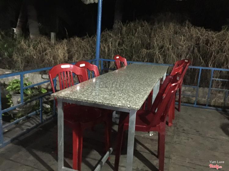 Quán Sen ở Bình Thuận