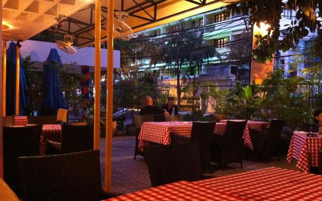 Nine Cafe And Restaurant
