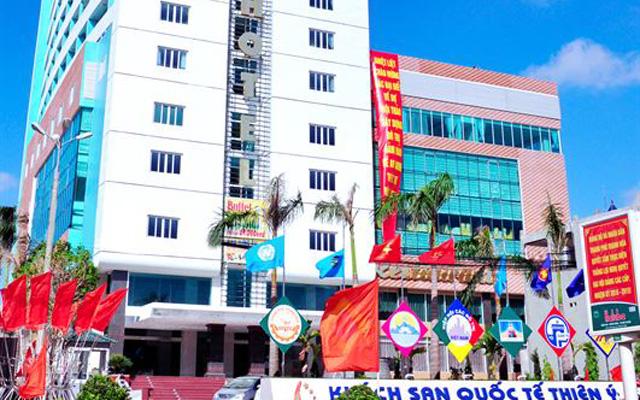 Khách Sạn Quốc Tế Thiên Ý