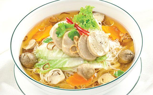 Hủ Tiếu Chay Thanh Trúc