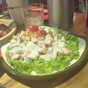 Salat rau củ