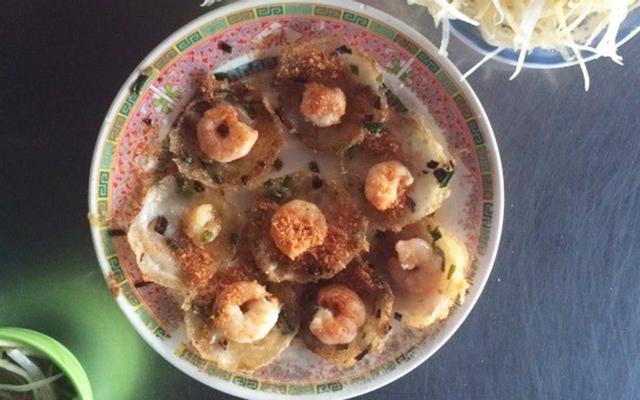 Bánh Khọt Nước Dừa