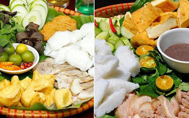 Bún Đậu Phố - Hoàng Quốc Việt