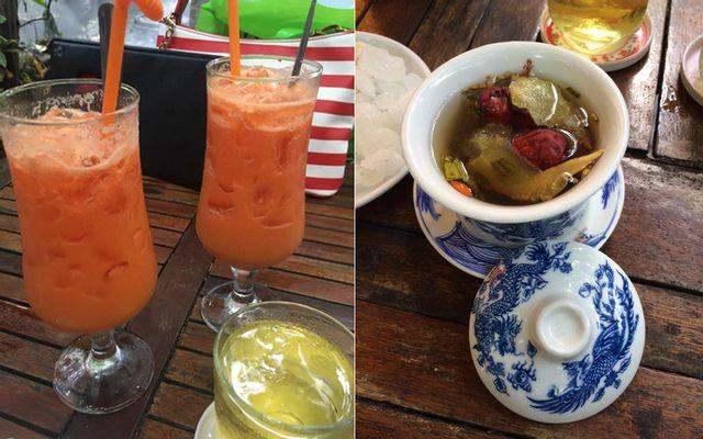 Xưa Và Nay Cafe - Lê Thị Hà