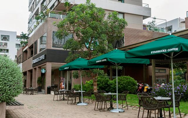 Starbucks Coffee - Trần Văn Trà
