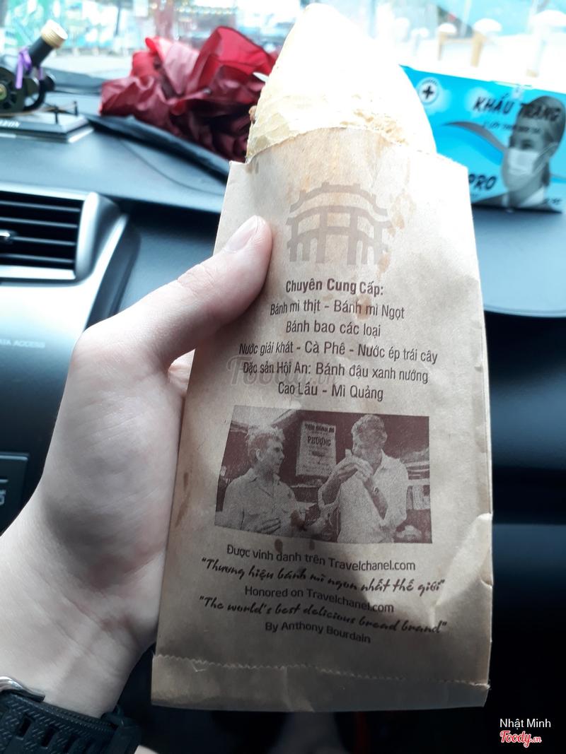 Bánh mì ngon nhất thế giới - Anthony Bourdain