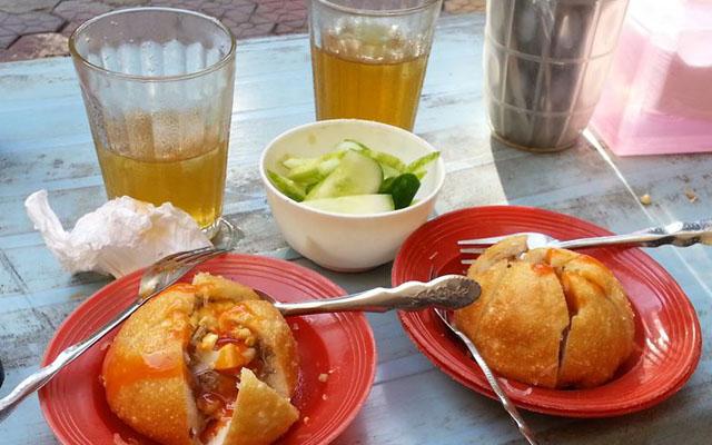 Bánh Bao Rán