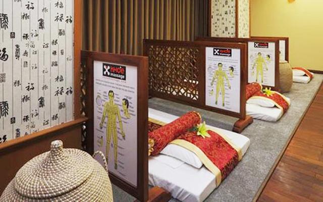 Khỏe Massage - Bùi Thị Xuân