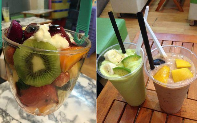 Banana's Juice Shop - Sinh Tố