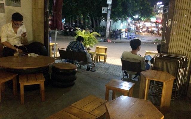 Xe Cafe - Lê Văn Sỹ