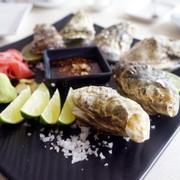 Oyster Sashimi