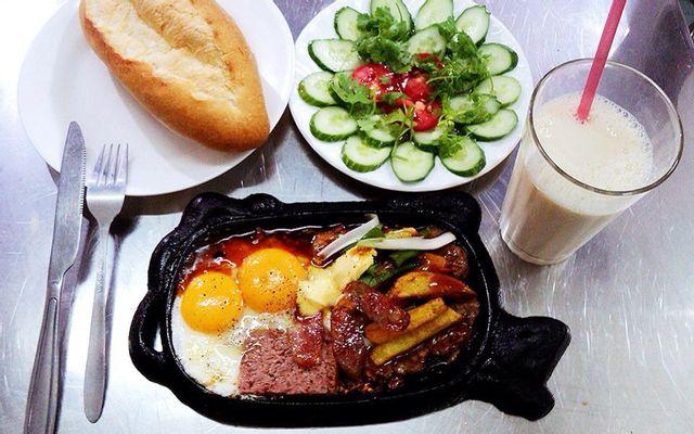 Bánh Bao & Bánh Mì Bít Tết - Đinh Liệt