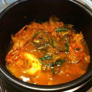 Canh kimchi (thố nhỏ tí nhé)