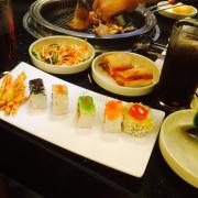 Sushi các kiểu