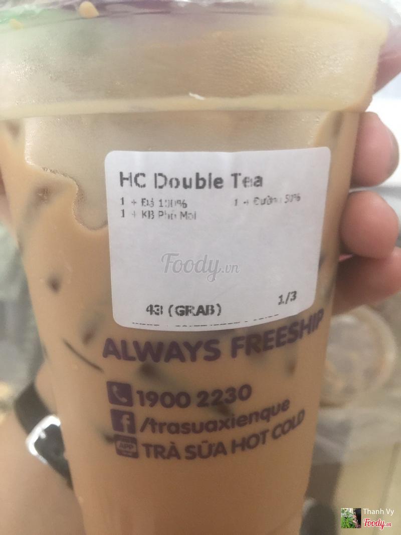 Trà sữa Double Tea